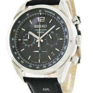 Seiko Chronograph Tachymeter SSB097P1 SSB097P SSB097 Mens Watch