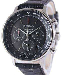 Seiko Chronograph Quartz Tachymeter SSB171P1 SSB171P Men's Watch
