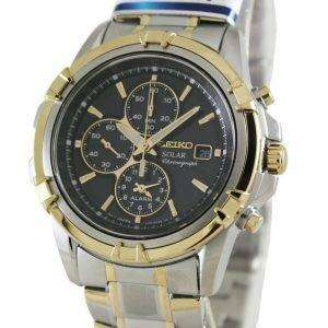 Seiko Chronograph Solar SSC142P1 SSC142P SSC142 Mens Watch