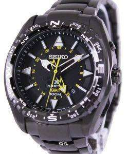 Seiko Prospex Land Kinetic GMT 100M SUN047P1 SUN047P Mens Watch