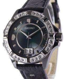 Seiko Quartz Crystals Rose Gold SUR805P1 SUR805P Women's Watch