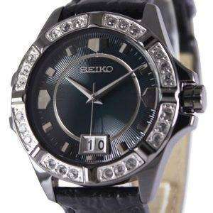 Seiko Quartz Crystals Rose Gold SUR805P1 SUR805P Women's Watch
