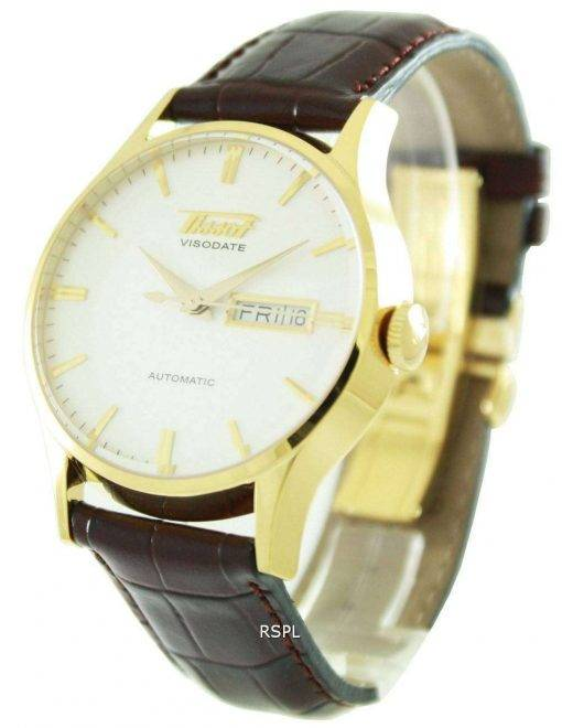 Tissot Heritage Visodate Automatic T019.430.36.031.01 Mens Watch