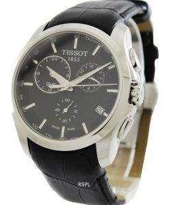 4d2b2fac3cf Tissot Couturier Quartz GMT T035.439.16.051.00 Mens Watch