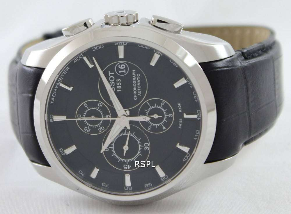 Tissot T-Trend Couturier Automatic T035.627.16.051.00 Watch 2b8ae299a7f