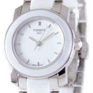 Tissot T-Lady Cera Quartz T064.210.22.011.00 Womens Watch