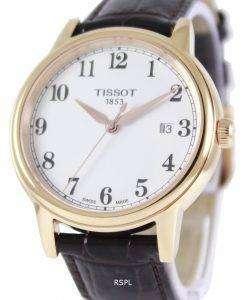 Tissot T-Classic Carson Quartz T085.410.36.012.00 Mens Watch