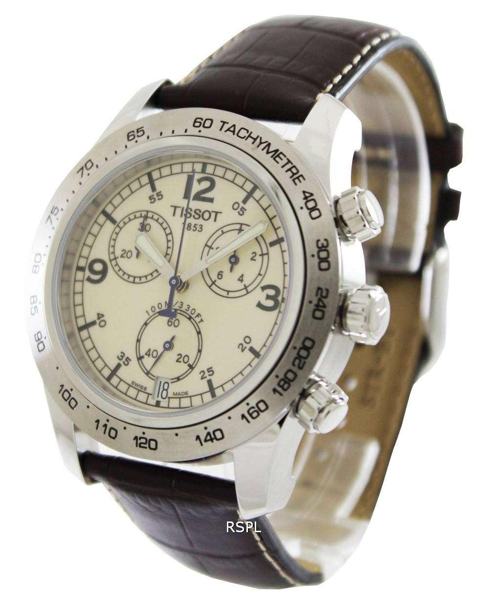 bb8d00310e7 Tissot T-Sport V8 Chronograph T36.1.316.72 Mens Watch