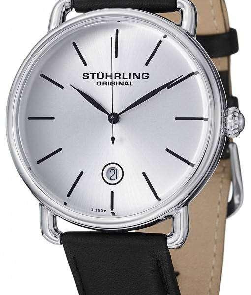 Stuhrling Original Ascot Swiss Quartz 768.01 Mens Watch