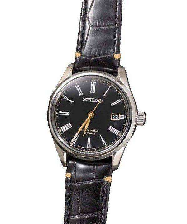 Seiko Automatic PRESAGE 23 Jewels SARX029 Mens Watch