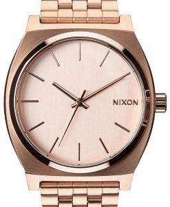 Nixon Time Teller All Rose Gold A045-897-00 Mens Watch