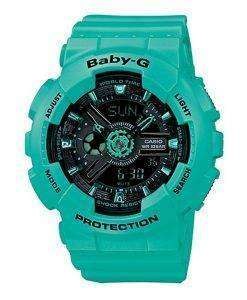 Casio Baby-G Analog Digital BA-111-3A Women's Watch