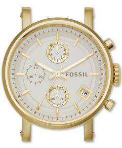 Fossil Original BoyFriend Chronograph Stainless Steel C181019 Women's Watch
