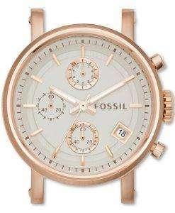Fossil Original BoyFriend Chronograph Stainless Steel C181020 Women's Watch
