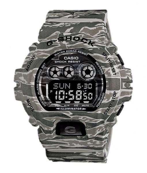 Casio G-Shock Camouflage Series Digital GD-X6900CM-8 Men's Watch