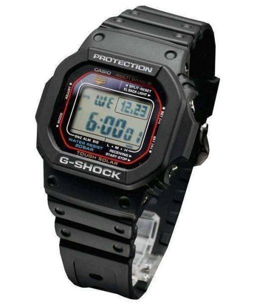 Casio G-Shock Tough Solar Multi-Band 6 GW-M5610-1JF Mens Watch