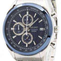 Seiko Quartz Chronograph SSB177P1 SSB177P Mens Watch