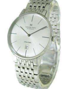 Hamilton Automatic Intra-Matic Untra-slim H38755151 Mens Watch