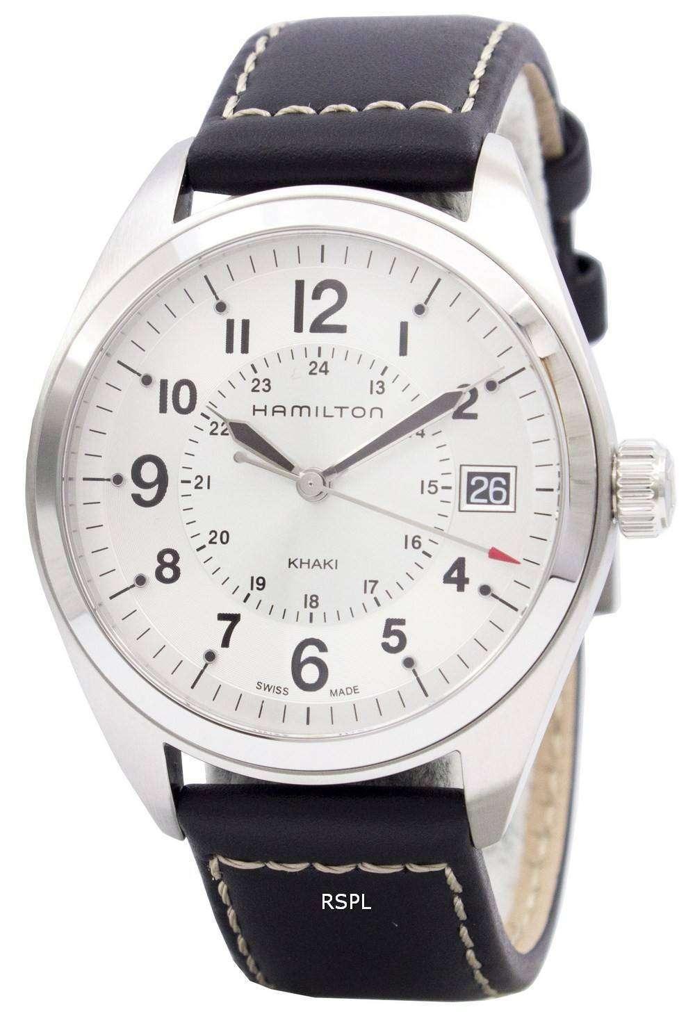 Hamilton Khaki Field Quartz Swiss Made H68551753 Mens Watch