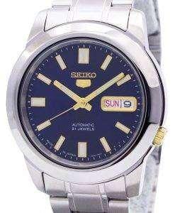 Seiko 5 Automatic 21 Jewels Japan Made SNKK11J1 SNKK11J Men's Watch