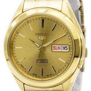 Seiko 5 Automatic 21 Jewels Japan Made SNKL28J1 SNKL28J Men's Watch