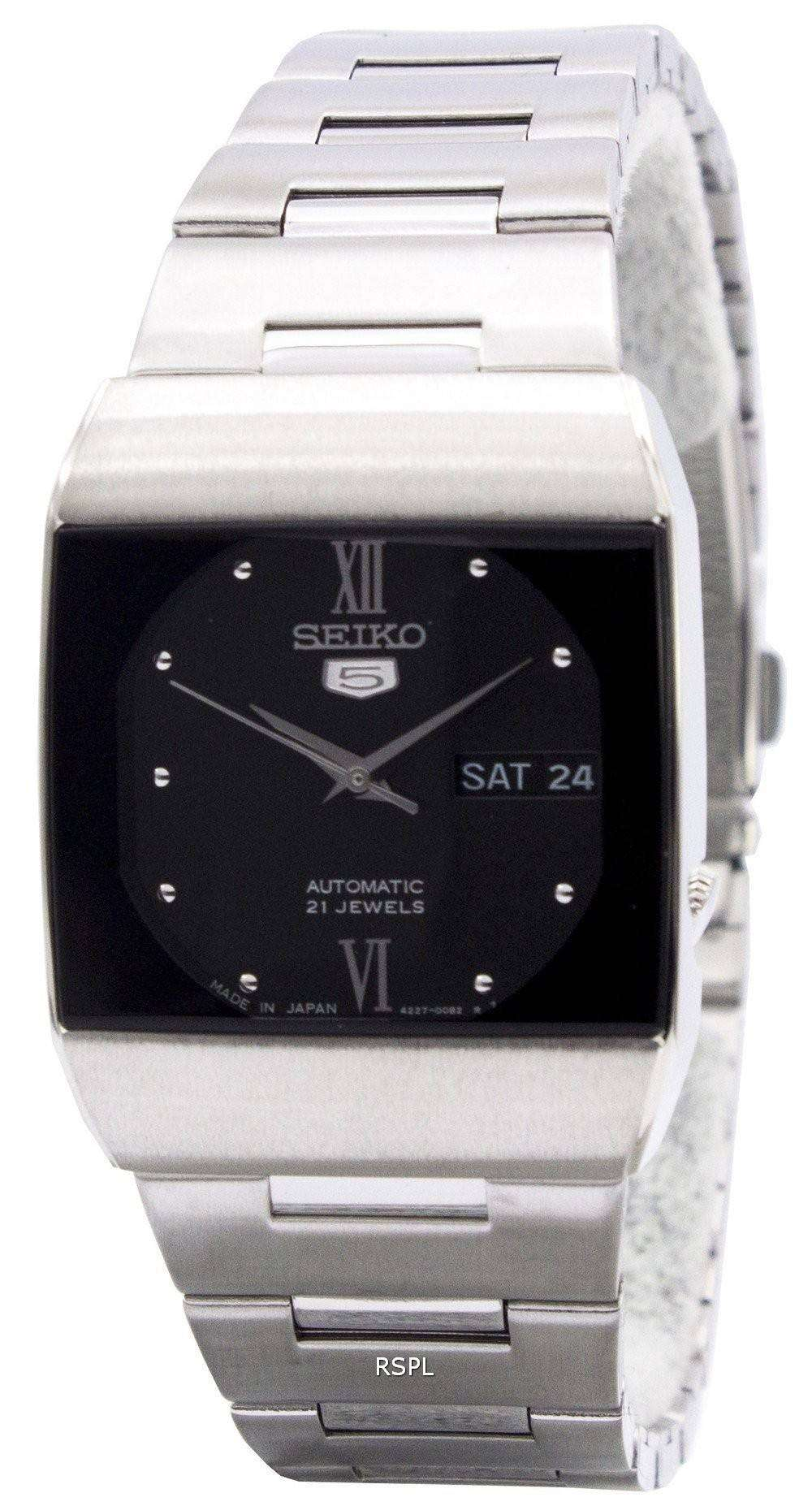 seiko 5 automatic 21 jewels japan made sny011j1 sny011j