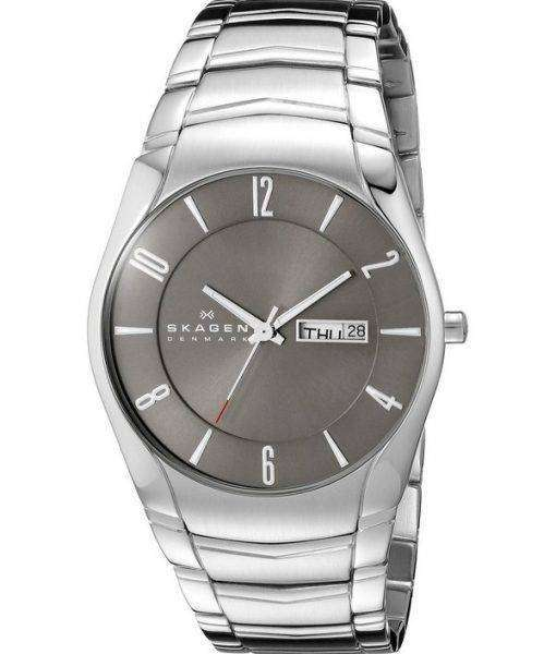 Skagen Laurits Quartz Stainless Steel 531XLSXM1 Mens Watch