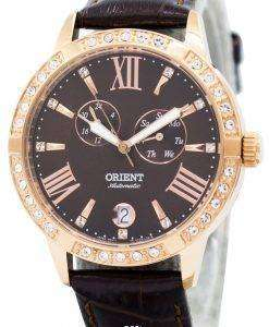 Orient Fashionable Automatic Ellegance Collection ET0Y001T Womens Watch