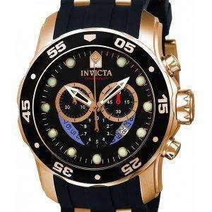 Invicta Pro Diver Chronograph Quartz 100M 6981 Mens Watch