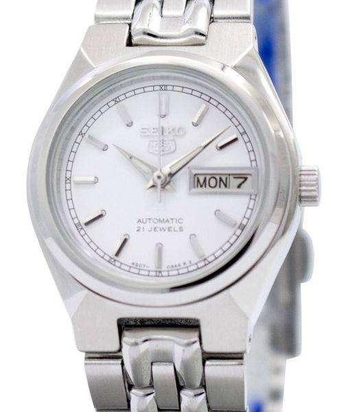 Seiko 5 Automatic 21 Jewels SYM787 SYM787K1 SYM787K Women's Watch