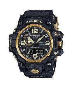 Casio G-Shock Analog Digital Mudmaster Triple Sensor GWG-1000GB-1A Mens Watch