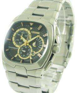 Citizen Chronograph Retrograde AN9000-53E Mens Watch