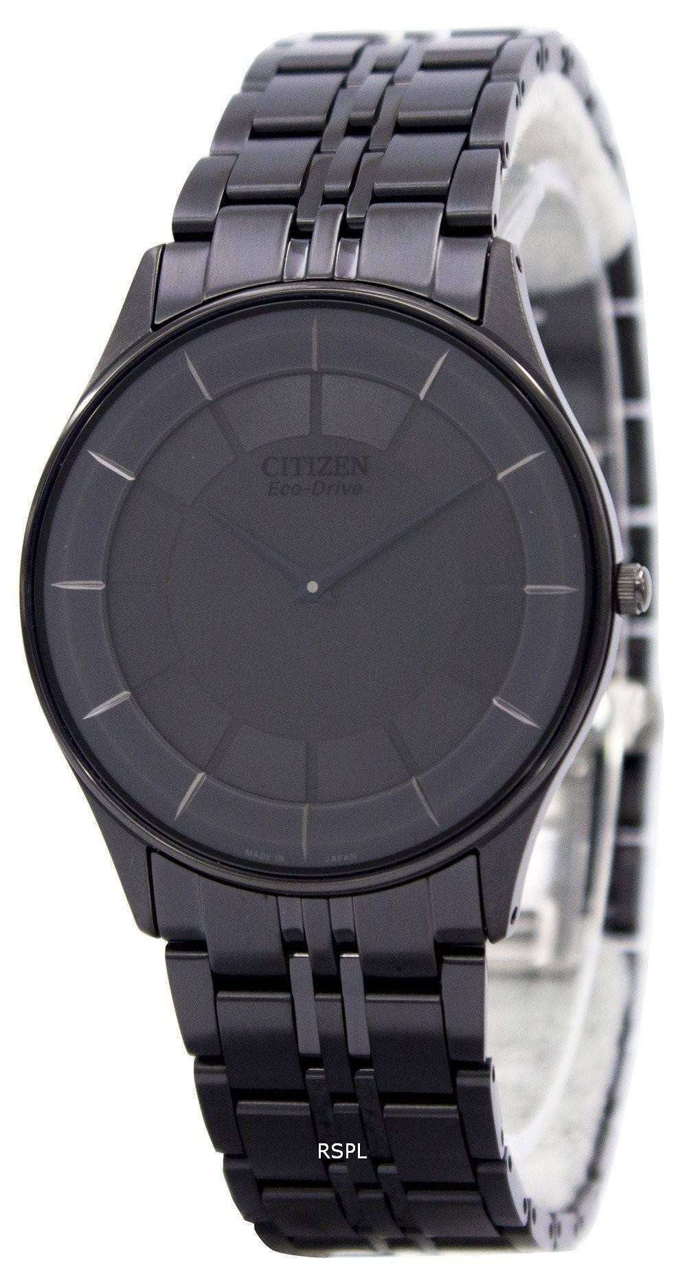 7caa2b1ebf0 Citizen Eco Drive Stilleto Super Thin AR3015-61E AR3015 Mens Watch