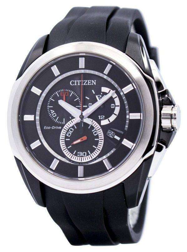 Citizen Eco Drive Chronograph AT0831-04E Mens Watch