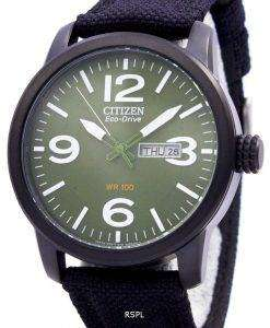 Citizen Eco Drive Military BM8475-00X Watch