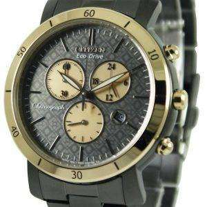Citizen Eco-Drive Chronograph FB1348-50E Womens Watch