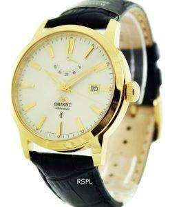 Orient Automatic Curator Power Reserve FFD0J002W Mens Watch