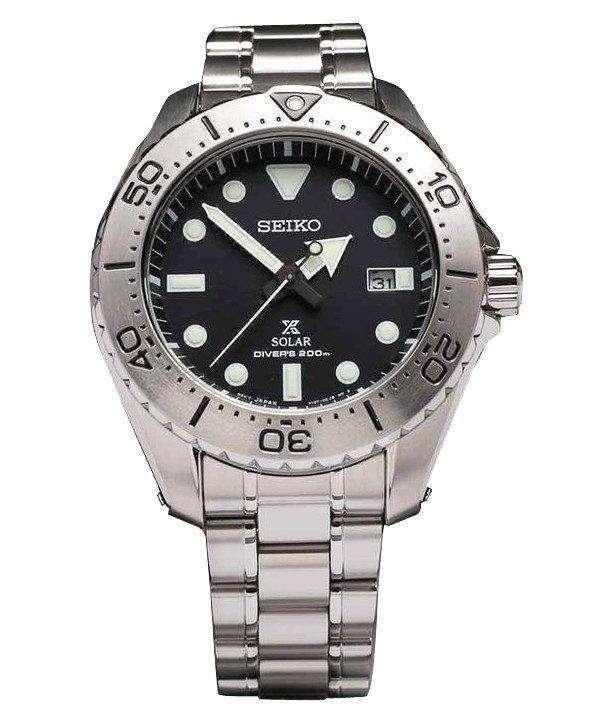 Seiko Prospex Solar Divers 200M SBDJ009 Mens Watch