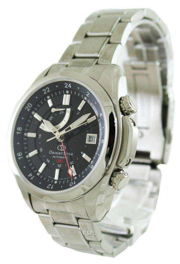 Orient Star Automatic GMT SDJ00001B0 SDJ00001B Mens Watch