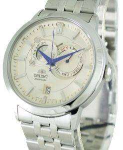 Orient Automatic Sun and Moon SET0P002W0 Mens Watch