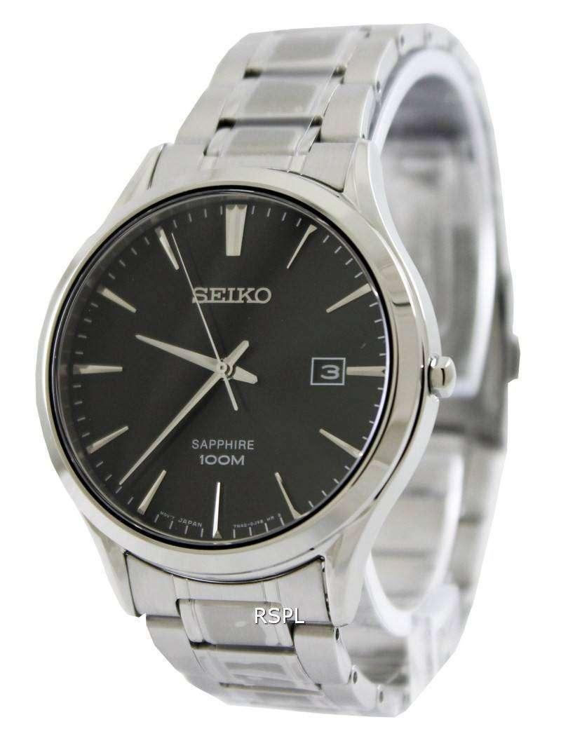 Seiko Classic Sapphire Sgeg95 Sgeg95p1 Sgeg95p Mens Watch Canada Casio Edifice 543d Stainless Silver Chrono Men