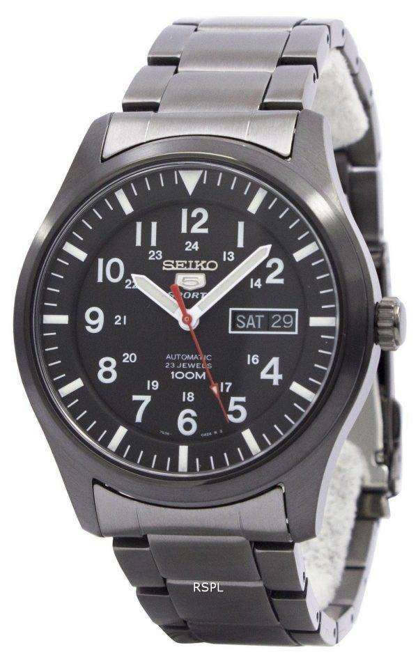 Seiko Automatic Sports SNZG17K1 SNZG17K Mens Watch