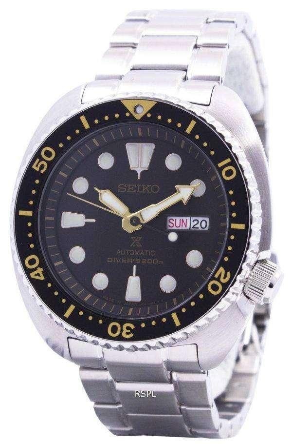 Seiko Prospex Turtle Automatic Diver's 200M SRP775J1 SRP775J Men's Watch