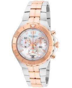 TechnoMarine Pearl Sea Collection Chronograph TM-715002 Womens Watch