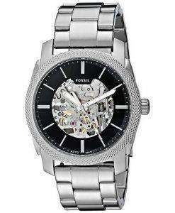 Fossil Machine Automatic Skeleton ME3114 Mens Watch