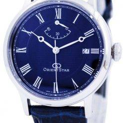 Orient Star Elegant Classic Automatic Power Reserve SEL09003D0 EL09003D Mens Watch
