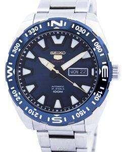 Seiko 5 Sports Automatic 24 Jewels Japan Made SRP747 SRP747J1 SRP747J Mens Watch