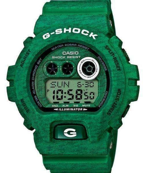 Casio G-Shock Digital World Time Illuminator GD-X6900HT-3 Men's Watch