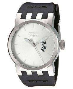 Invicta DNA Urban Silver Sunray Dial 10407 Mens Watch