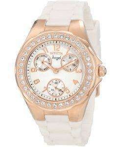 Invicta Angel Jellyfish Multi-Function Crystal Accented 1646 Womens Watch